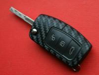 porsche 911 4s 997 boxster cayman carbondekor schl ssel ebay. Black Bedroom Furniture Sets. Home Design Ideas