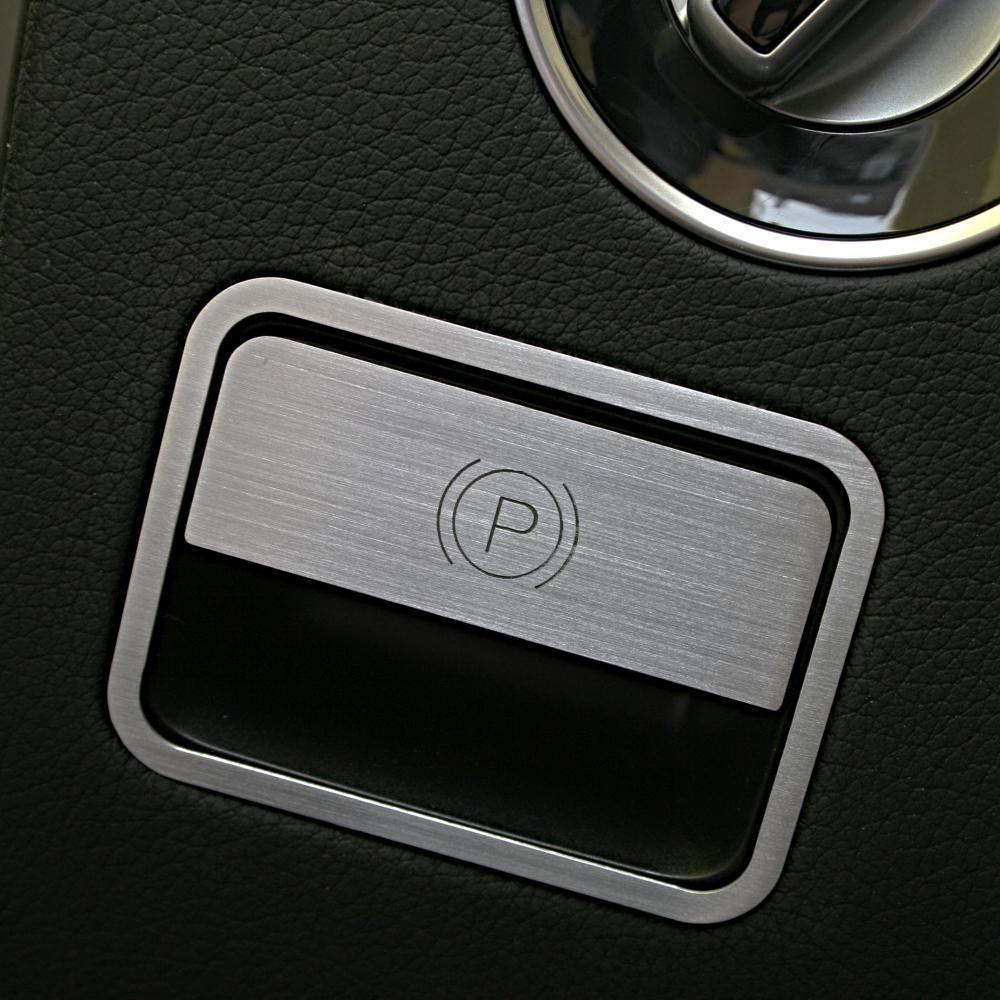 Mercedes SLK 172 Zierblende Schalterleiste  Alu R172 FL 280 200 350 AMG55 AMG45